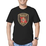 Washington County Sheriff Men's Fitted T-Shirt (da
