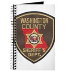 Washington County Sheriff Journal