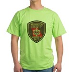 Washington County Sheriff Green T-Shirt