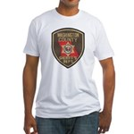 Washington County Sheriff Fitted T-Shirt