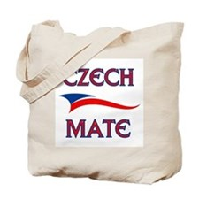 CZECH MATE Tote Bag
