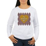 You Bedazzle Me Women's Long Sleeve T-Shirt