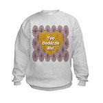 You Bedazzle Me Kids Sweatshirt