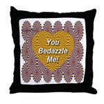 You Bedazzle Me Throw Pillow