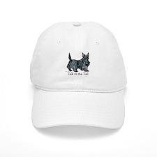 Scottish Terrier Attitude Baseball Cap