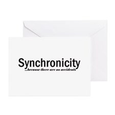 Synchronicity Greeting Cards (Pk of 10)