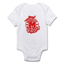 Cute Monroe Infant Bodysuit