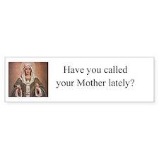 Unique Rosary Bumper Sticker