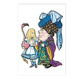 Alice and the Duchess Postcards (Package of 8)