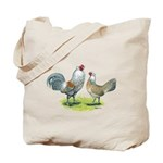 Ameraucana Chicken Pair Tote Bag