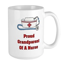 Proud Grandparent Mug