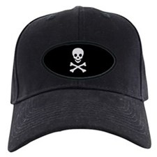 Skull & Crossbones Pirate Baseball Hat