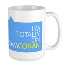 Totally On Team Conan Mug