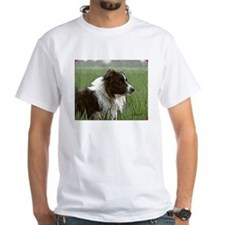 BORDER COLLIE ART SHEEPDOG WORKING Shirt