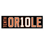 2010 OR10LE Bumper Sticker (10 pk)