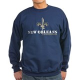 New Orleans, Louisiana gold Jumper Sweater
