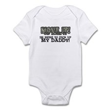 Move It or Lose It! Infant Bodysuit