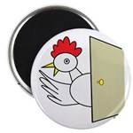 """Hello!"" 2.25"" Magnet (100 pack)"
