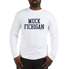 Muck Fichigan Long Sleeve T-Shirt