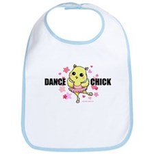 DANCE CHICK Bib
