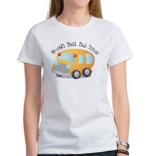 World's Best Bus Driver Tee
