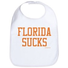 Florida Sucks (Tennessee) Bib