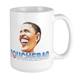 Obama Douche Ceramic Mugs