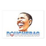 Obama Douche Postcards (Package of 8)