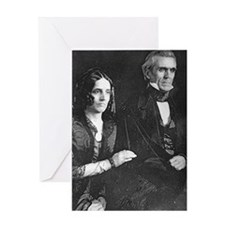 Valentine/Anniversary Card James & Sarah Polk