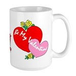 Be Mine M4 Large Mug