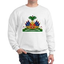 Haiti Coat of Arms Sweatshirt