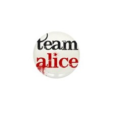 Team Alice Mini Button (10 pack)