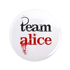 "Team Alice 3.5"" Button (100 pack)"
