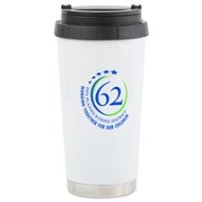 District 62 Ceramic Travel Mug