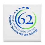 District 62 Tile Coaster