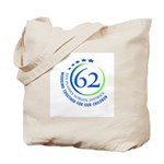 District 62 Tote Bag