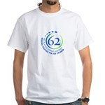 District 62 White T-Shirt
