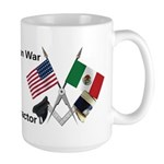Masonic Mexican War Re-enactors Large Mug