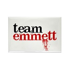 Team Emmett Rectangle Magnet (100 pack)