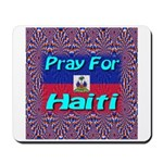 Pray For Haiti Mousepad