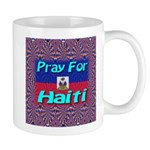 Pray For Haiti Mug