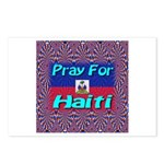 Pray For Haiti Postcards (Package of 8)