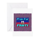 Pray For Haiti Greeting Cards (Pk of 10)