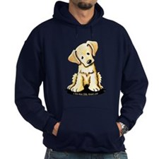 Lab Retriever Puppy Hoodie