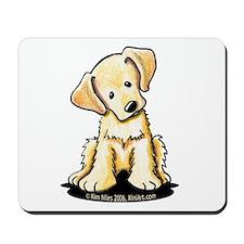 Lab Retriever Puppy Mousepad