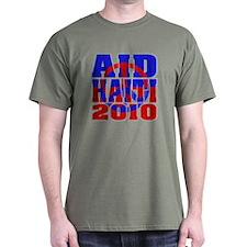 Aid Haiti T-Shirt