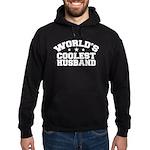 World's Coolest Husband Hoodie (dark)