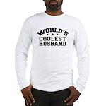 World's Coolest Husband Long Sleeve T-Shirt
