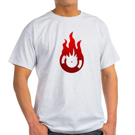 Melted Vinyl Light T-Shirt