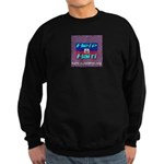 Help Haiti With Prayer Sweatshirt (dark)
